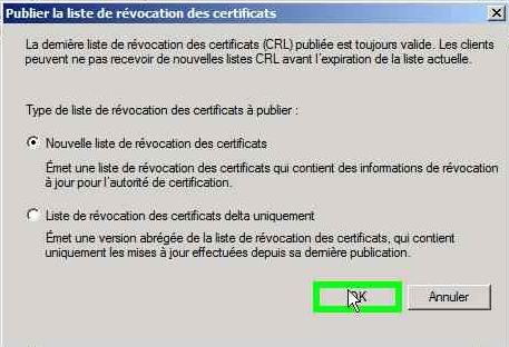 Configuration D Une Infrastructure Cls Publiques 2 Niveaux