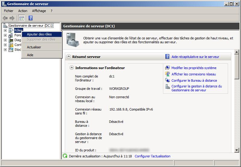 ppe01-mise en place d u0026 39 un serveur active directory