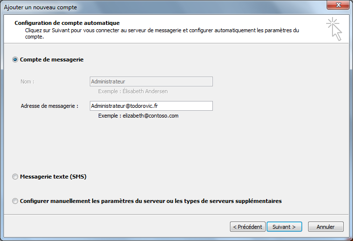 Comment configurer outlook 2010 avec yahoo dating 3